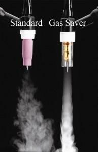 GAS Saver Kit ker. Gasdüse 3,2mm 17/18/26