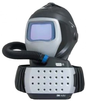 Speedglas 9100X mit ADFLO Atemschutzsystem