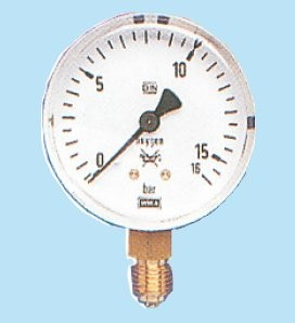 Ersatzmanometer für Sauerstoff (Arbeitsdruck)