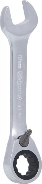 GEARplus® Ratschenringmaulschlüssel, extra kurz