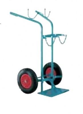 Flaschenwagen 2 x 40/50 Liter