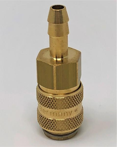 Kupplung NW 5 ‐ 6 mm Schlauchanschluss