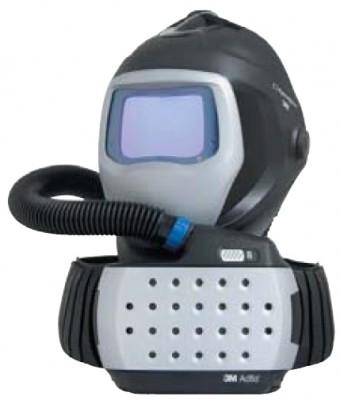 Speedglas 9100V mit ADFLO Atemschutzsystem