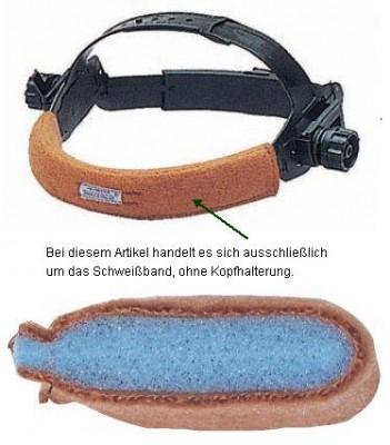 2er Set Weldas Schweißband f. Kopfhelme (universal) m. Klettve.