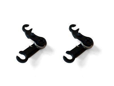 Scharniermechanismus für 3M Speedglas Schweißhelm 9100 FX / FX Air, 2 Stück