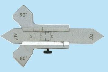 Schweißnahtschiebelehre, Messbereich bis 20mm