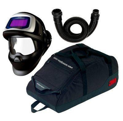 3M Speedglas 9100 FX Air Schweißmaske mit 9100V ADF