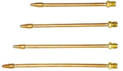 Vorderteil für biegbare Rohrschweißeinsätze  Wurzen, 1 - 2mm