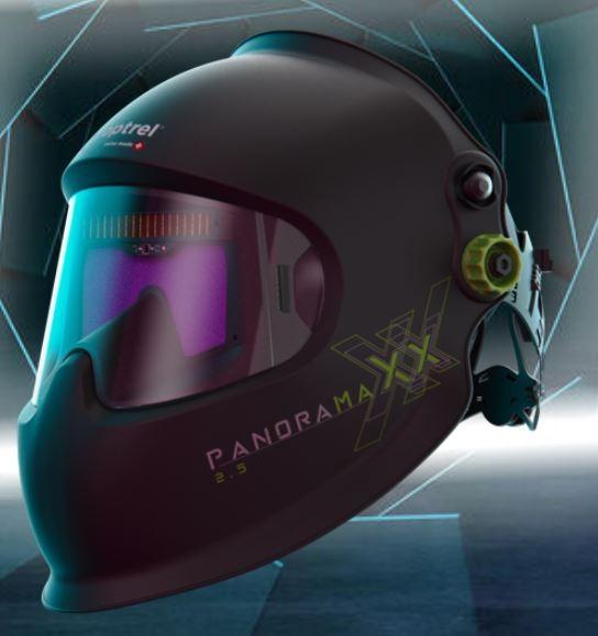 Panoramaxx 2.5 Automatikhelm