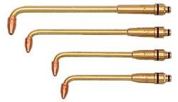 Rohrschweißeinsatz Acetylen Wurzen,  6 - 9mm