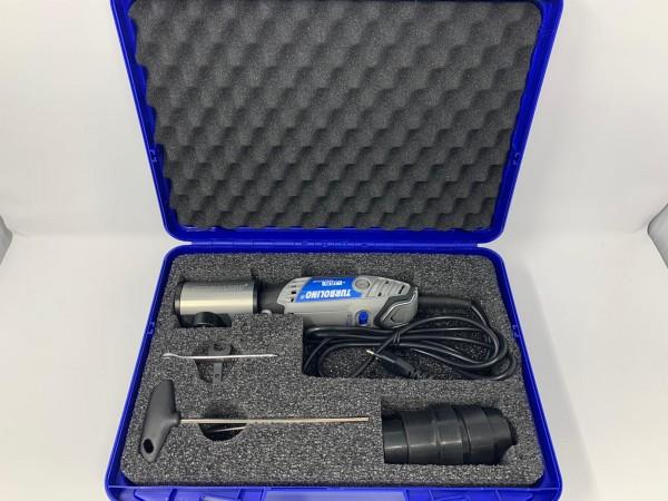 Wolframelektrodenanschleifgerät Turbolino 2,0+3,2mm