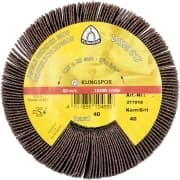 WSM 617 Schleifmop für Stahl, Edelstahl, Farbe, Kunststoff, Holz