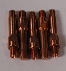 Stromdüse M6x40mm, 1,0mm Stahl/VA