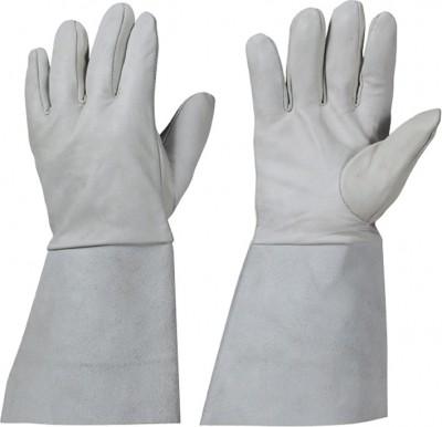 WIG-Schweißhandschuhe mit Stulpe Gr. 10