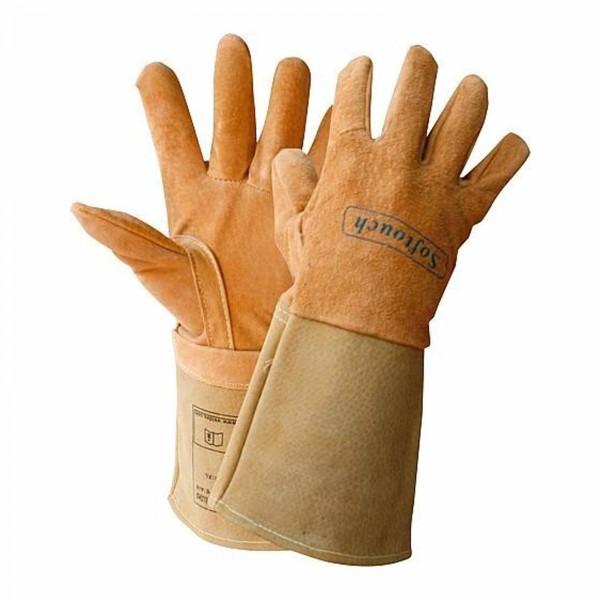WIG-Handschuhe Softouch-Schweinsleder 5-Finger