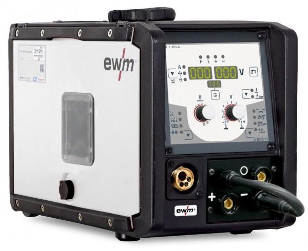 EWM Picomig 180 Puls mit TBI Zubehör + Speedglas 100