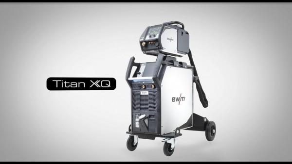 Titan 400 XQ puls D W