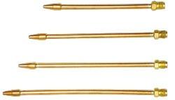Vorderteil für biegbare Rohrschweißeinsätze Wurzen, 6 - 9mm