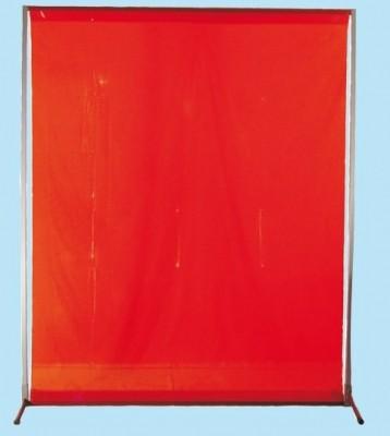 Schweißerschutzvorhang - tragbar (Stellwand)