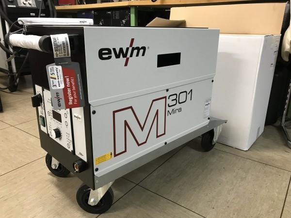 Schweißgerät Schutzgas ewm Mira 301 M2.40 Set
