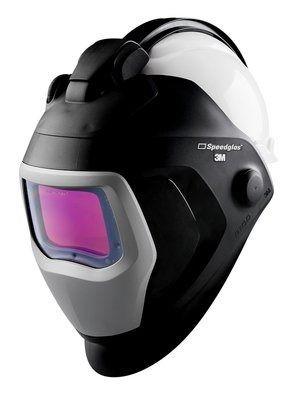 3M Speedglas Schweißmaske 9100 QR, mit Filter 9100XXi, mit Schutzhelm