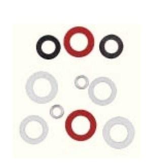 Aluminium - Dichtung für Einzelmanometer