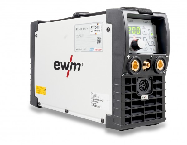EWM Picotig 200 Puls im Set