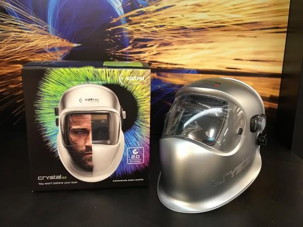 Automatikhelm Optrel crystal 2.0 Schweißschutzmaske