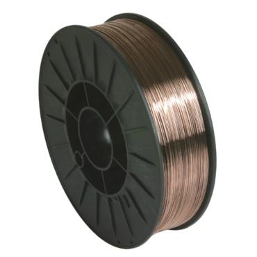 Drahtelektrode SG 2 (G3 Si 1) 5kg Spule D=1,0mm inkl. TZ