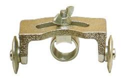 Führungswagen  Wurzen, Kopfdurchmesser 24mm
