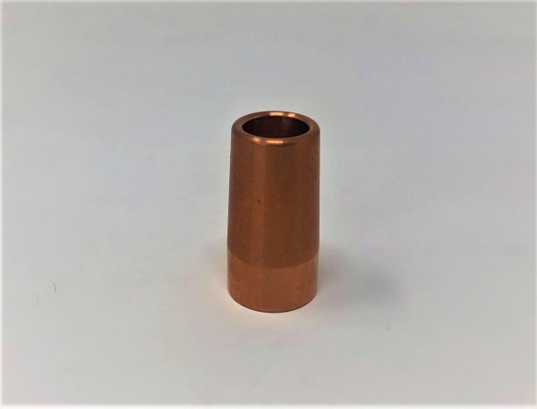 Gasdüse aus Kupfer 180-250