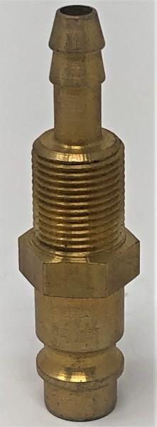Einbaustecker 6 mm Schlauchanschluss