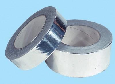 Aluminium-Klebeband, Breite 50 mm, Läne 50 m