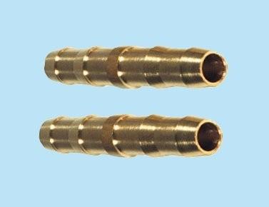 Doppelschlauchtülle, 4mm Durchmesser