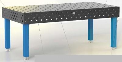 Schweißtisch Professional 28 1000x1000 plasmanitriert