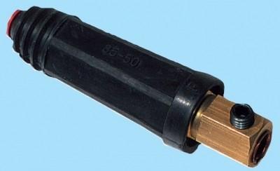 Schweißkabelbuchse 35-50mm²