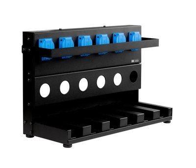 3M Speedglas Adflo Batterieladestand, 6 Stationen, EU