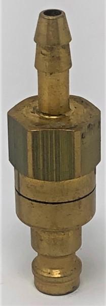 Kupplung NW 5 BA ‐ G 3/8' IG, Messing