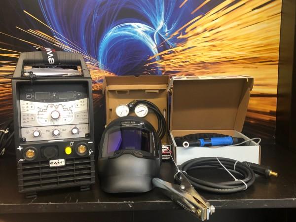 Tetrix 230 AC / DC Comfort 2.0 5 Pol im Set mit Speedgls G5-02
