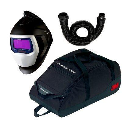 3M Speedglas 9100 Air Schweißmaske mit 9100X ADF
