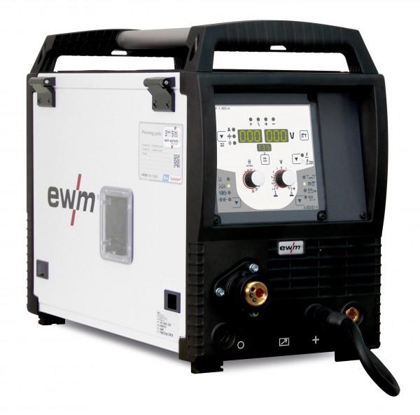 EWM Picomig 355 Puls Schweißanlage + Zubehör