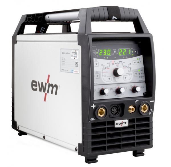 EWM Tetrix 230 AC / DC Comfort 2.0 5 pol SET