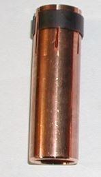 Gasdüse 5W, zylindrisch